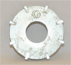 Carrete GrindLazer Octogonal 15 cm