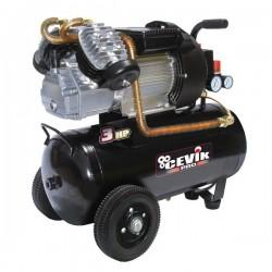Compresor coaxial 2 cabezas 50 lit 3hp - CDV350