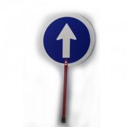 Paleta manual de señalización