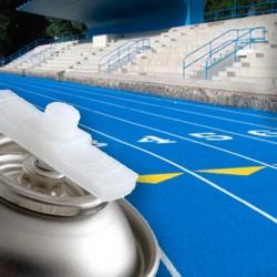 Sprays marcación pistas deportivas e industria