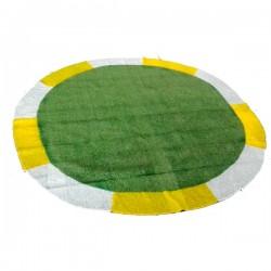 Tapiz césped artificial Rotonda césped artificial