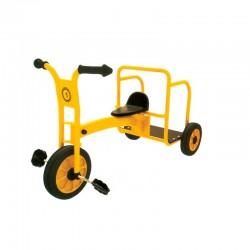 Triciclo escolar taxi educación vial