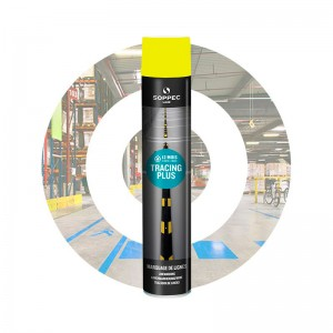 Spray/aerosol señalización profesional TRACING PLUS