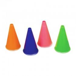Cono de pvc 24 cm colores