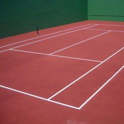 Pintura sport pistas de TENIS Colores