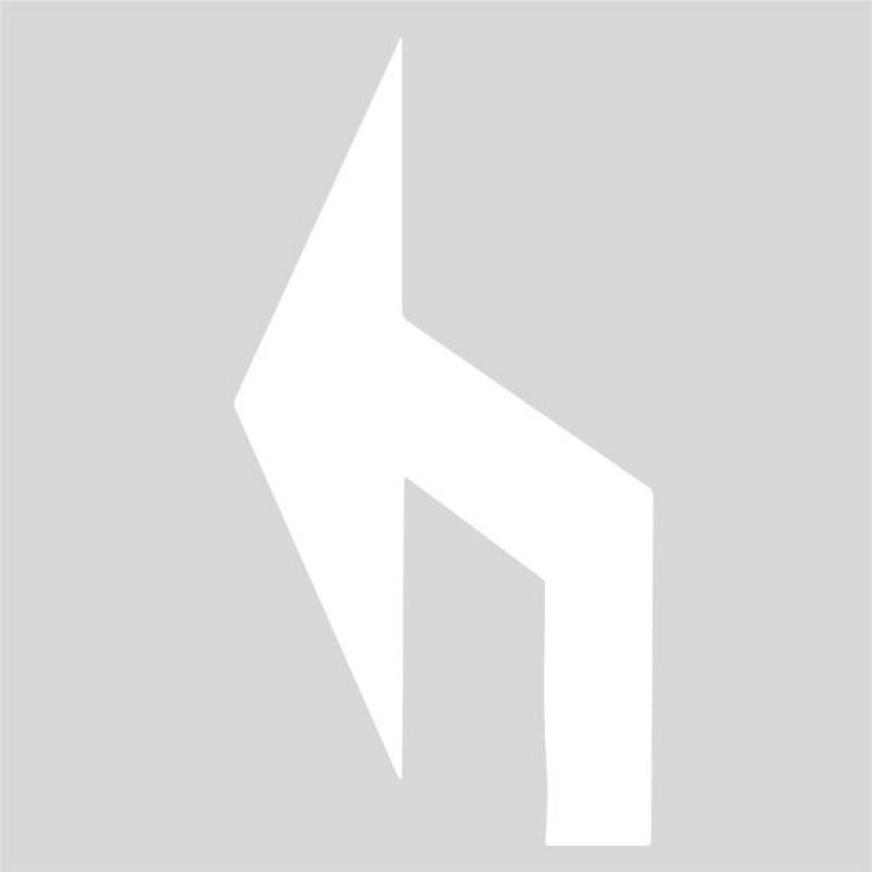 Plantilla flecha direccional der/izq