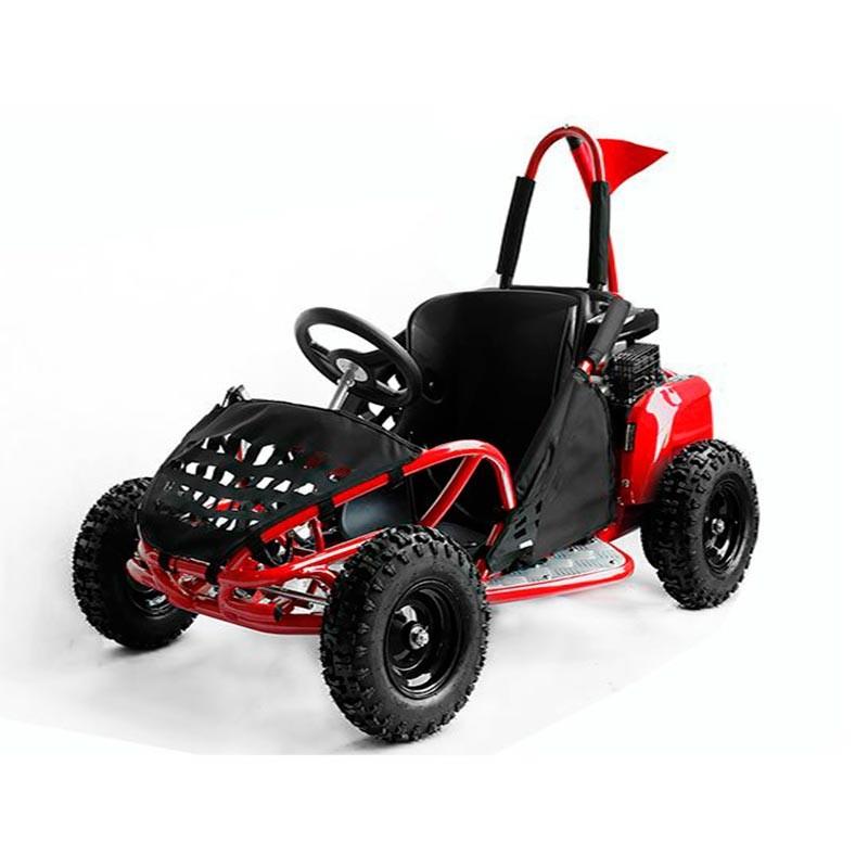 Karts eléctricos educación vial