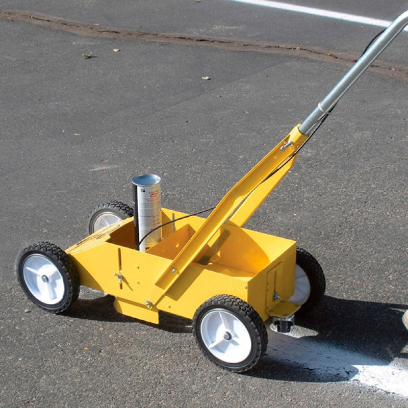 Carro aplicador Spray Trazado