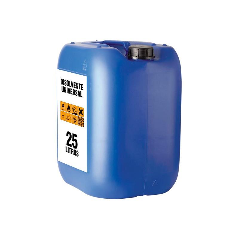 Disolvente Universal 25 litros