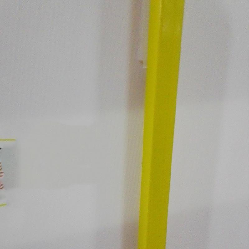 Fijación velcro para señal infantil 3m dual track