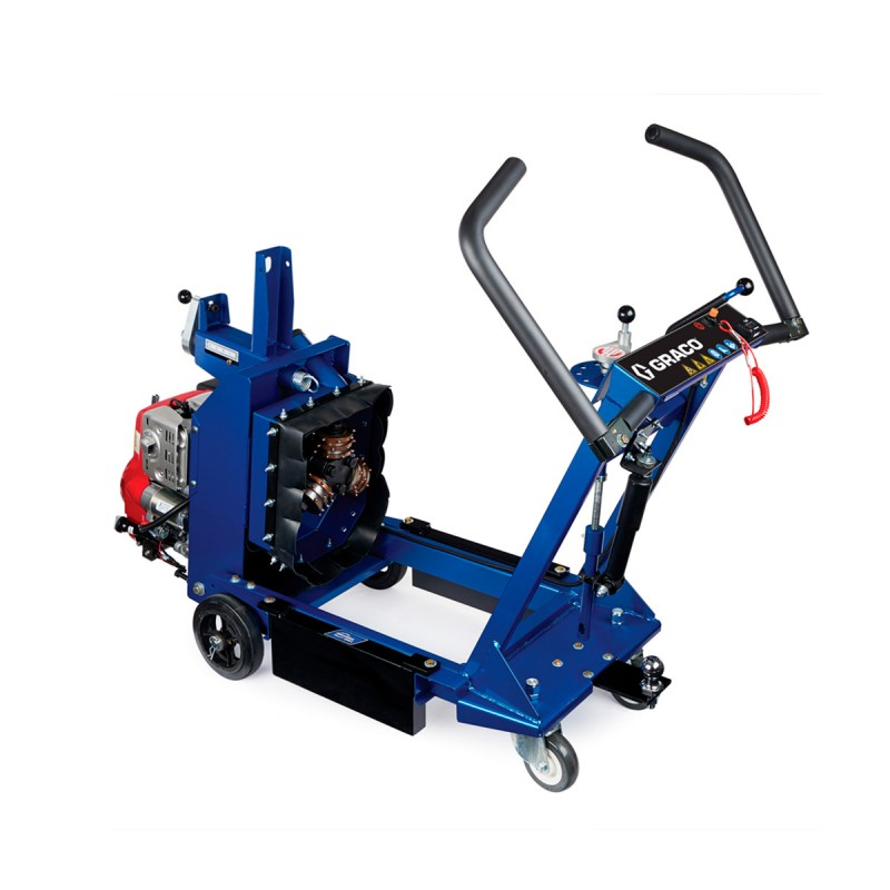 Fresadora GrindLazer Pro RC813 G - GRACO