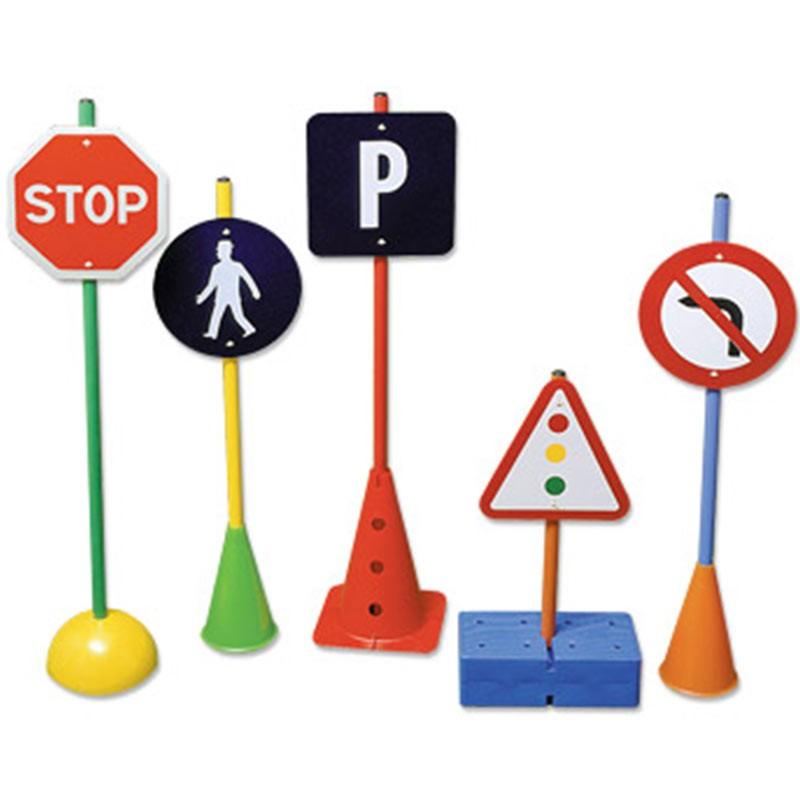 Pica para señales y semáforos colores 1m / 1,20 / 1,60 (