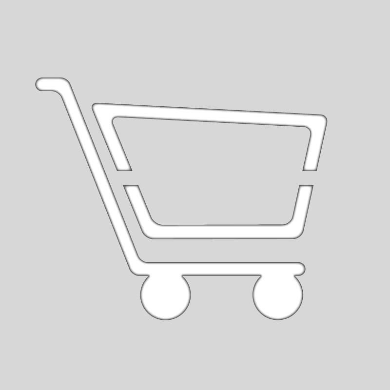 Plantilla para pintar carrito de supermercado