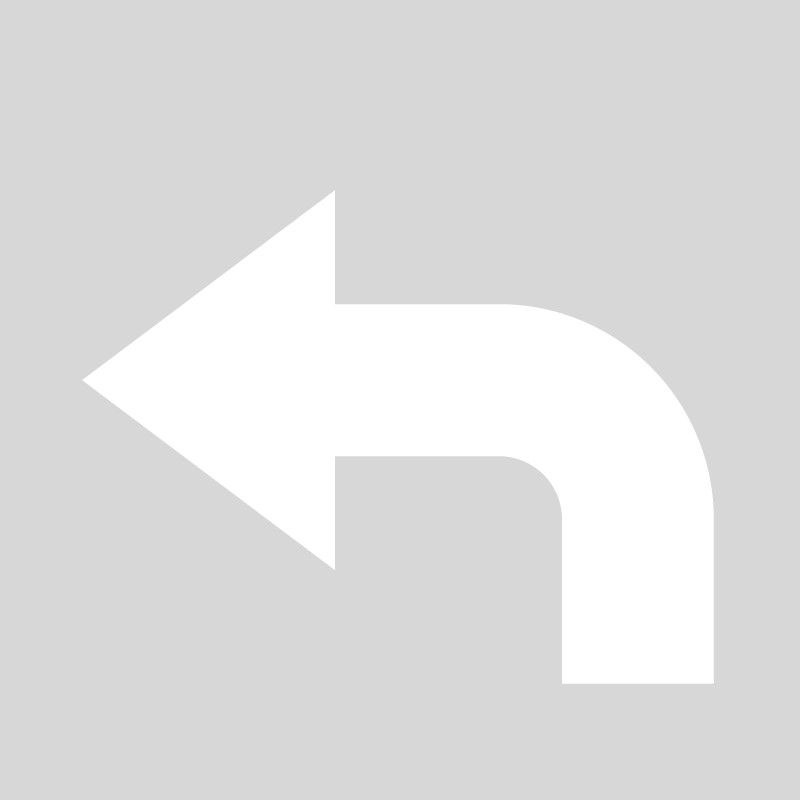 <p><strong>Plantilla</strong> precortada para<strong> pintar señal deflecha cruce tres direcciones en polipropileno, pvc o aluminio</strong>. <strong>Marcación vial horizontal y vertical,</strong><strong>señalizaci&o