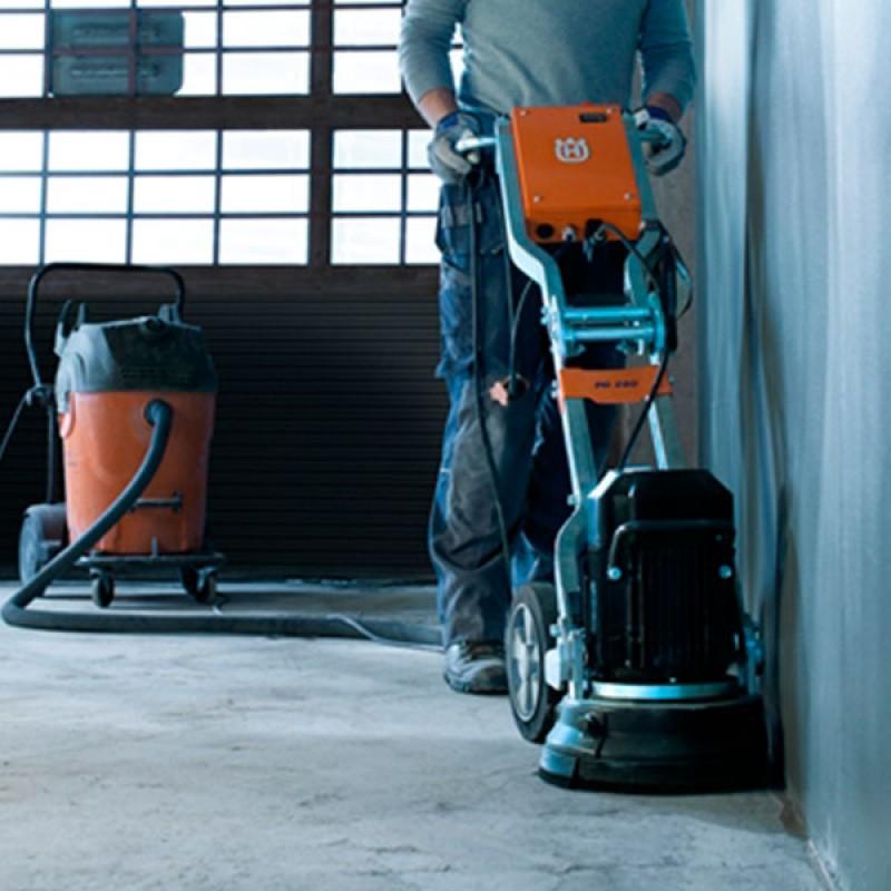 Pulidora lijadora hormig n pg 280 lijadoras de suelo for Pulidora de hormigon