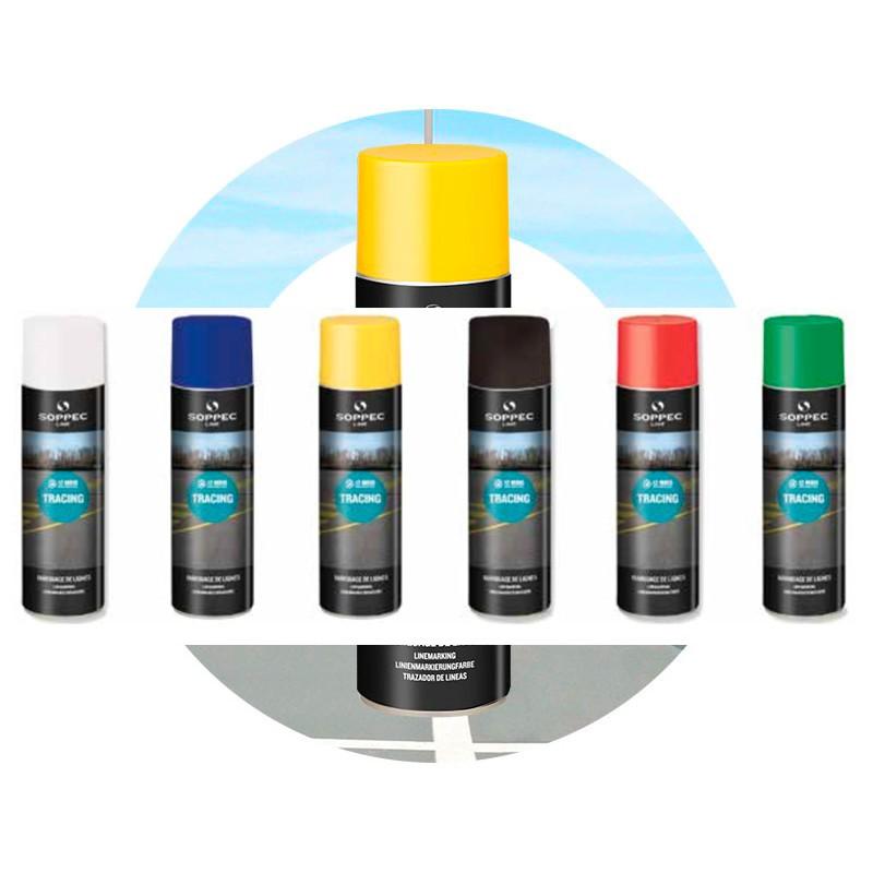 Spray/aerosol señalización TRACING 500 ml