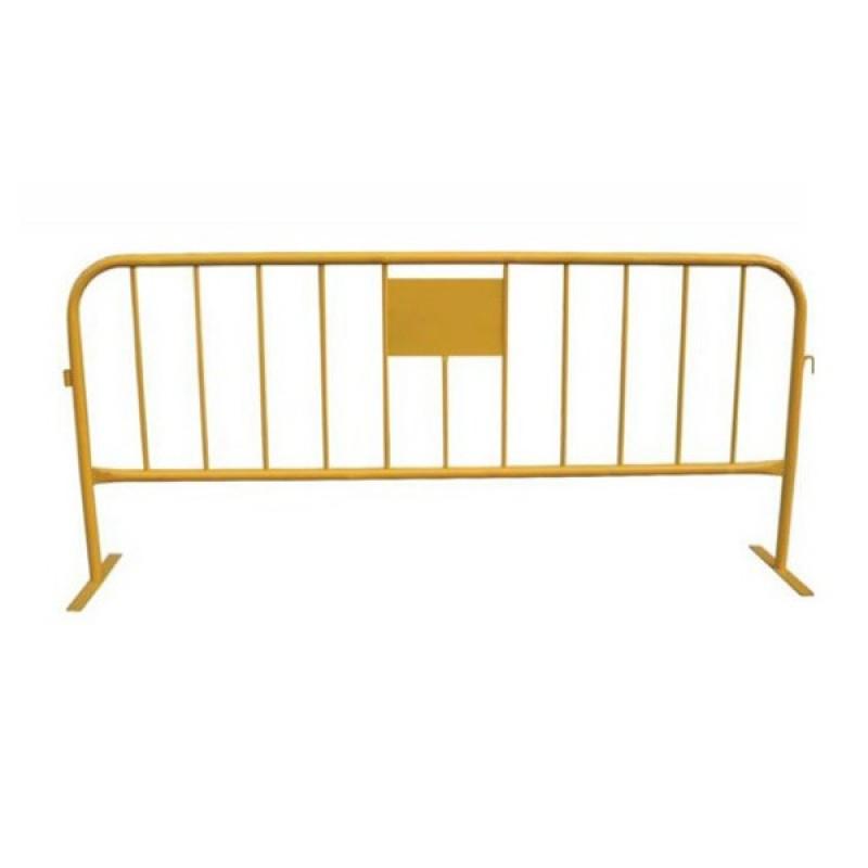 Valla peatonal hierro 250 x 110 cm vallas balizamiento - Valla metalica precio ...