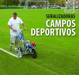 Señalización campos deportivos